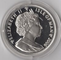 2006 Isle Of Man Proof Crown The Birth | Silver | Coins | Pennies2Pounds