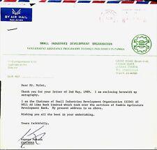 M Certified Original Politics Autographs