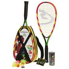 Speedminton® Set S600pink/grün/gelb/schwarz