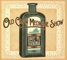 Carry Me Back to Virginia [EP] [Digipak] by Old Crow Medicine Show (CD, Aug-2013, ATO (USA))