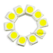 1300mcd 3528 PLCC-2 SMD White LED 100pcs