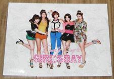 GIRL'S DAY Everyday Ⅱ 2 2ND MINI ALBUM K-POP CD + POSTER IN TUBE CASE SEALED