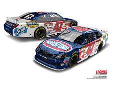 1:24 BOBBY LABONTE 2012 KINGSFORD/NASCAR UNITES CHROME LIMITED EDITION OF 72