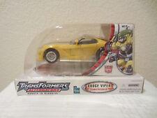 Transformers RID Alternators Dodge Viper Sunstreaker Vehicle to Robot 2005 New