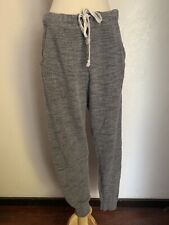 Free People Gray Joggers Lounge Pants relaxed size Small
