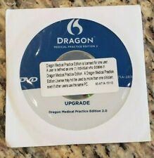Nuance Dragon Medical Practice Edition version 2 (upgrade from Edition 1)