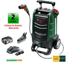 savers Bosch FONTUS 18V Cordless Water WASHER 06008B6070 3165140909105 D2