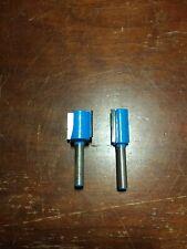1/2 & 3/4 Carbide Router Bits