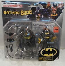 Microman Batman & Batgirl 2-Pack MA-SP01 Takara Japan Exclusive Micro Action