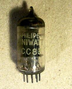 Mullard ECC83 Preamp Single Vacuum Tube