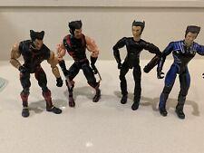 Marvel X-men Guepardo figura de acción paquete-Hasbro 2006 2000 2003 Leyenda