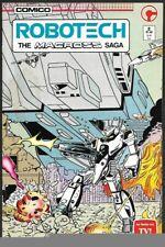 Robotech - Macross Saga -Comico 2 -April '85