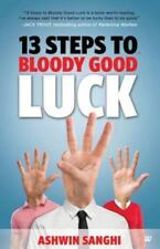 13 Steps to Bloody Good Luck by Ashwin Sanghi (2014, Paperback)
