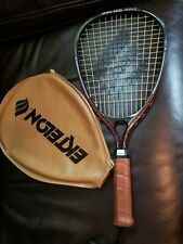 New listing Ektelon Excel Graphic Racquetball Quality Racquet W/ Brown Signature Zip Case