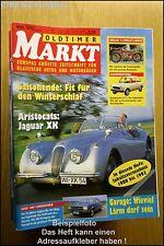 Oldtimer Markt 12/93 Jaguar XK Audi 100 Autobianchi