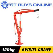 Hydraulic Crane Swivel Base 450 kg 1000 lbs pickup UTE Car Truck Lift