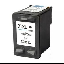 1x REM HP21XL BLACK INK CARTRIDGE for HP PSC1410,F2180,F4195,D2360