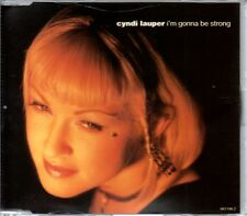 CYNDI LAUPER - I'M GONNA BE STRONG - CD SINGLE
