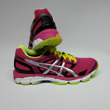 Asics Gel-Divide Women Laufschuhe hot pink/silver/flash yellow UK 6,5 EU 40