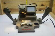 Vintage Mansfield Model 950 8mm Film Portable Action Editor Viewer Box & Splicer