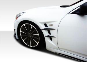 07-13 Fits Infiniti G Sedan W-1 Duraflex Body Kit- Fenders!!! 108243