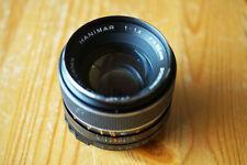 Hanimar 55mm 1.4 1.4/55 M42, rare version by famous Tomioka - Read carefully