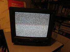 PHILIPS TXT TV TELEVISORE VINTAGE anni 90 con sub Woofer