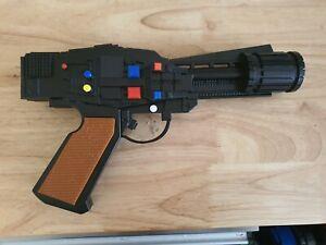Battlestar galactica colonial blaster prop replica