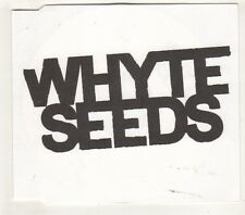 (GW550) Whyte Seeds, Lost My Love - DJ CD