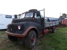 CLASSIC 1952 AUSTIN K9 TRUCK LORRY DROP SIDE GAS CON RAT TRUCK COOL VINTAGE