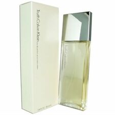 Truth By Calvin Klein For Women 3.4 fl oz EDP New In Box Sealed