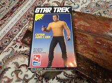 1994 AMT/ERTL Star Trek Captain James T. Kirk Figure Model New