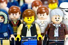 LEGO STAR WARS - HAN SOLO MINIFIGURAS / MINIFIGURES  * NUEVO / NEW *