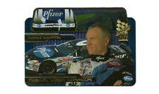 MARK MARTIN 2002 Press Pass VIP Die Cut Rear View Mirror Insert Card RV4 Mint