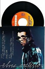 Elvis Costello I Can't Stand Up For Falling Down 4 song EP 45 CBS 11251