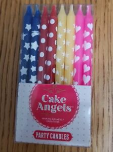 Cake Angels Party Candles