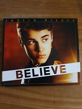 Justin Bieber : Believe CD (2012) Value Guaranteed from eBay's biggest seller!