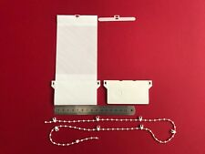 VERTICAL BLIND 10 WEIGHTS HANGERS &  BOTTOM CHAIN,BLINDS SPARES PARTS