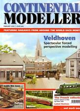 Continental Modeller Magazine - 2010 to 2013 - Various Issues Available