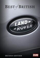 Land Rover - Best of British (New DVD) Discovery County Freelander Defender