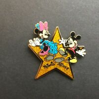 DisneyShopping.com - Gold Star Series - Mickey & Minnie Mouse Disney Pin 52588