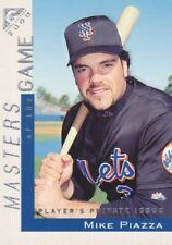 2000 Topps Gallery Baseball Player's Private Issue #108 Mike Piazza 038/250 Mets