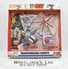 Sky-Bot Transformable Robots Tek Toys Robot Action Figure For Sale