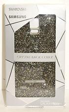 SAMSUNG Galaxy NOTE 4 SWAROVSKI Crystal Battery Cover, Silver