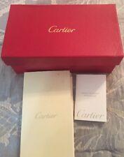 "Cartier Red Box 8"" x 3"""