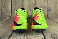 Nike Zoom JA Fly 3 Track Running Spikes OC Rio Volt Pink Black 882032-999 SZ