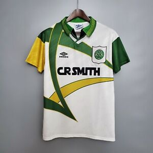 FC Celtic Home Retro Shirt 93-95