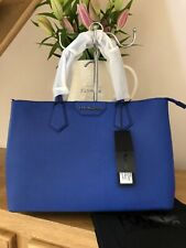 Karl Lagerfeld K/Lady Shopper Tote In Indigo Blue