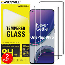 For OnePlus 9 8 8T 7T 7 Pro Nord N10 FULL COVER Tempered Glass Screen Protector