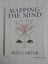 Libro MAPPING THE MIND por Rita Carter Edicion 1998 UK Hardcover.
